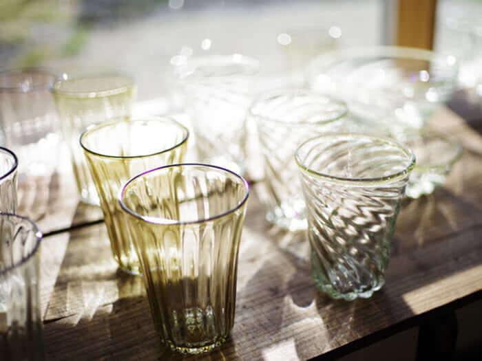 具有溫馨感,由glass32製作的琉球玻璃