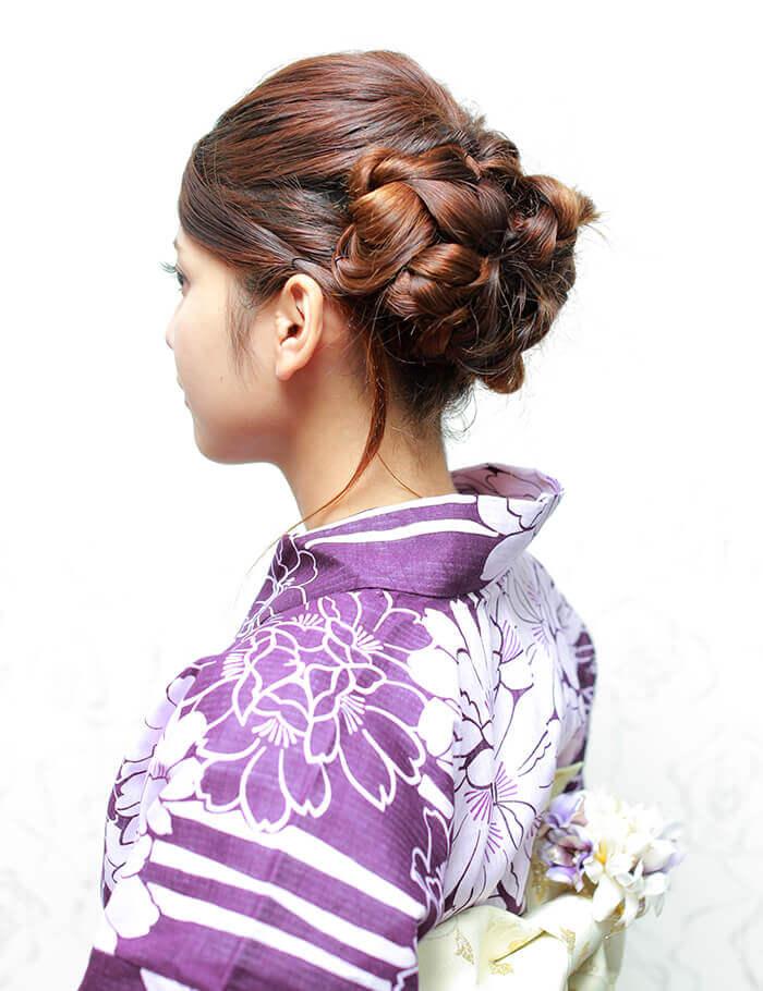 簡單髮型設計
