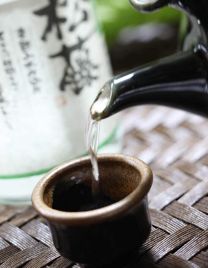 也有酒藏限定商品和秘藏古酒。