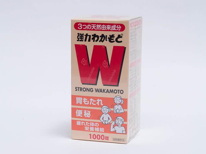 Kyoroku-Wakamoto (Strong Wakamoto) health drink