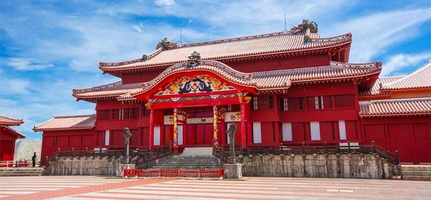 沖繩文化的根源!充滿魅力的首里城玩法