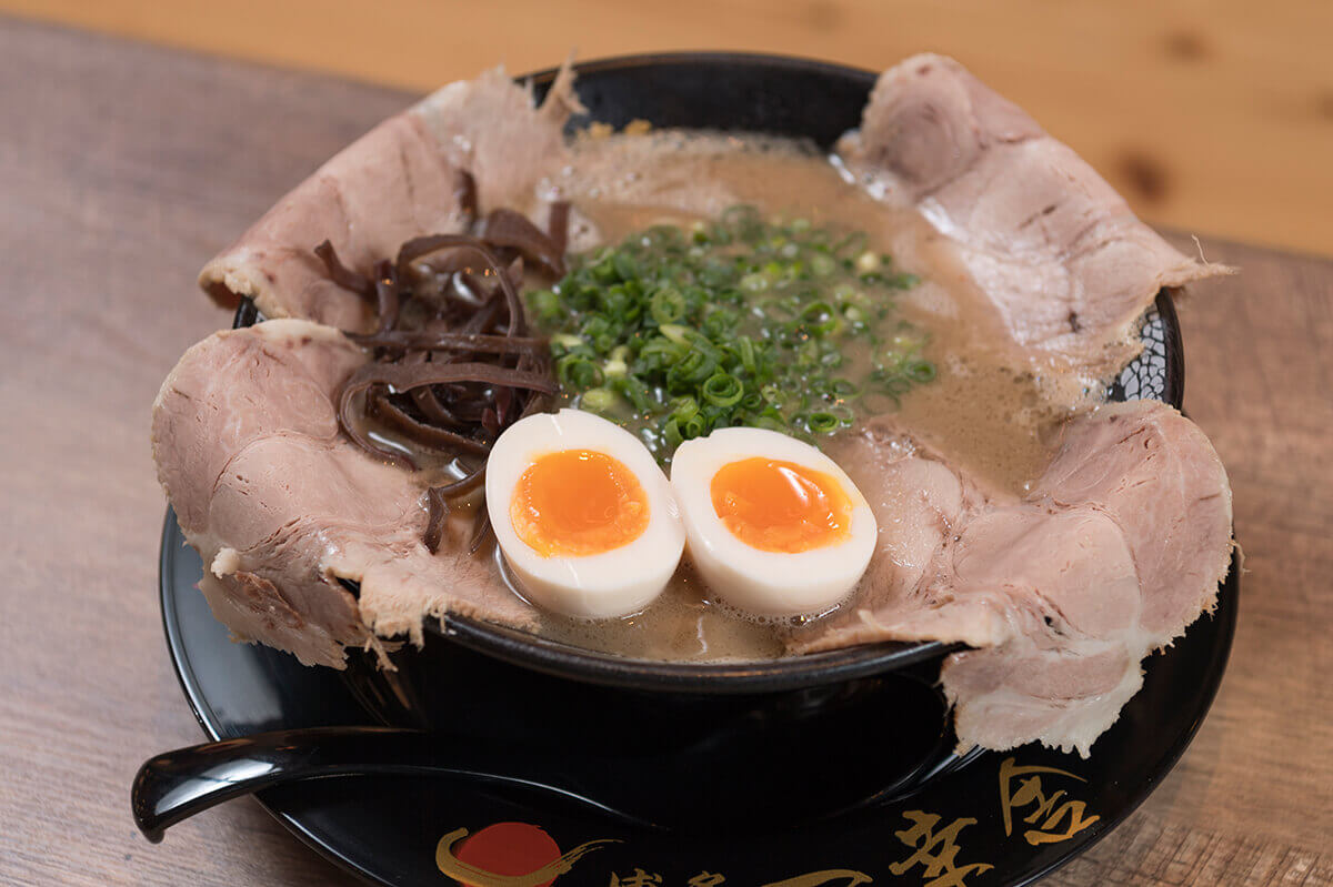 "Ramen freaks have fallen in love with the ""ultimate bowl of ramen"" in Okinawa"