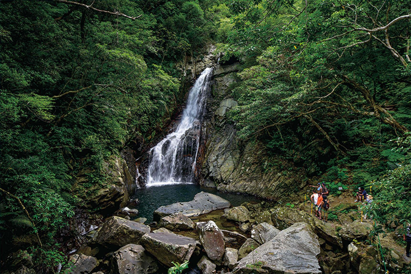 沖繩野外健行