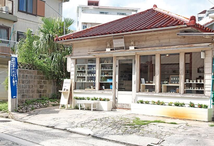 壺屋Yachimun街