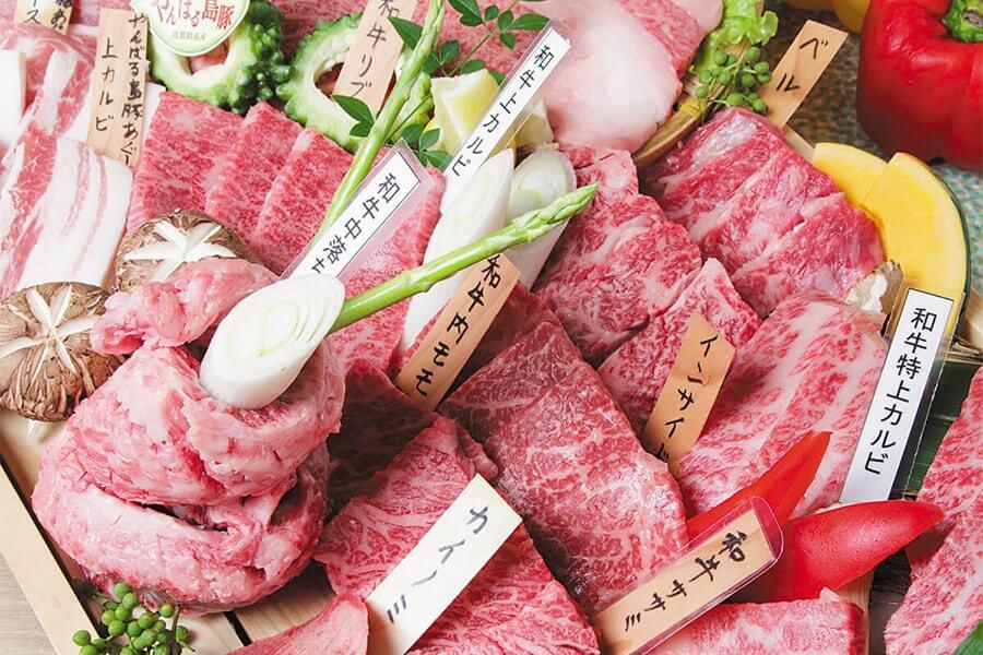 烤肉乃我那霸(新館)