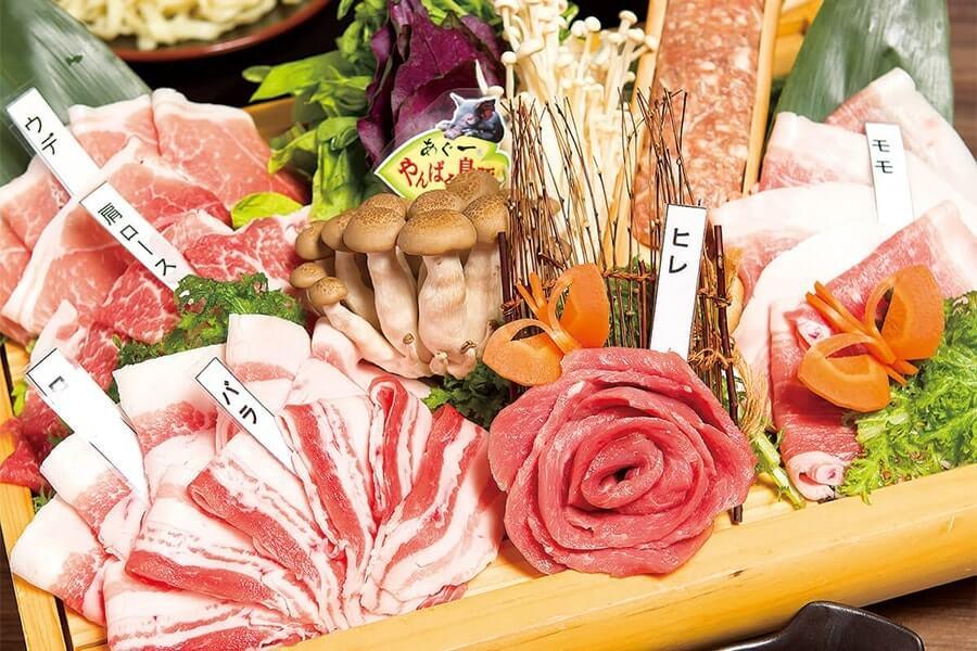 豬肉涮涮鍋 我那霸豬肉店