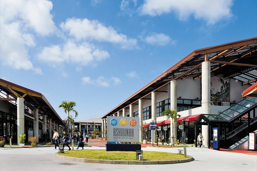 Okinawa Outlet Mall AHIBINAA