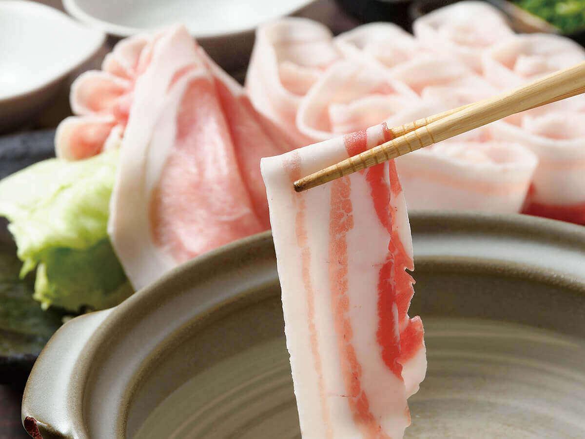 豬肉涮涮鍋炭爐烤肉琉味