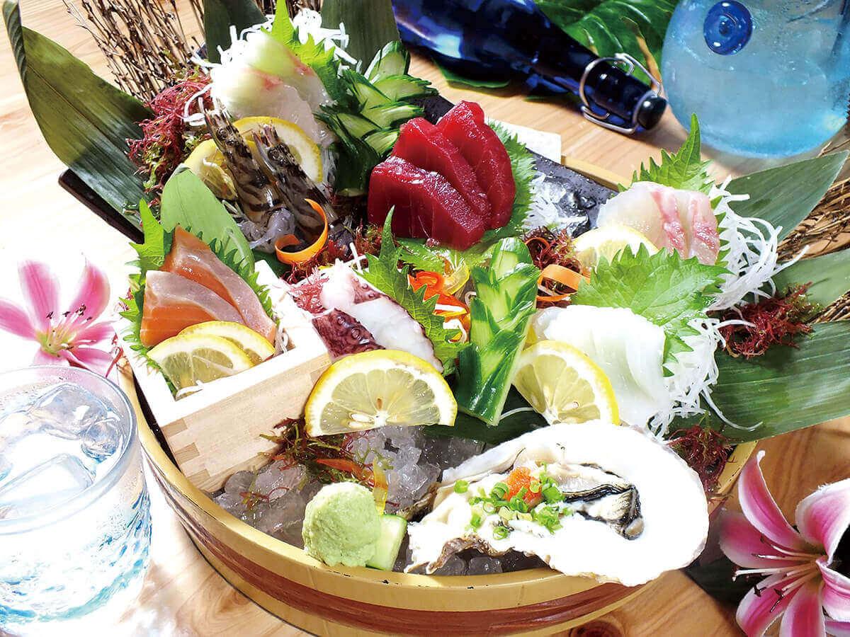 沖繩料理Chinuman國際通安里店