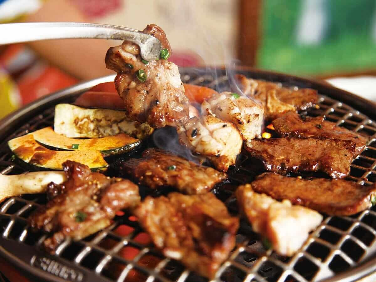 GANAHA YAKINIKU-TEN Pork Offal Grill