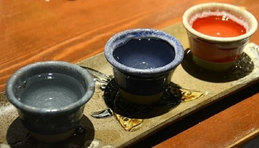 Clay Pot Kusu Tasting Set