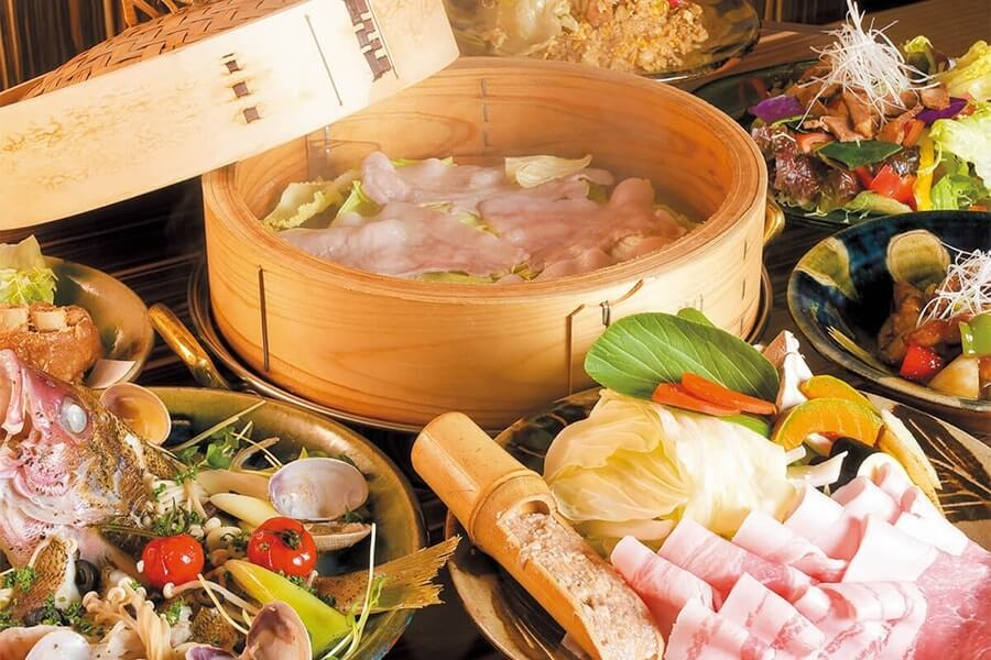 Steam Dining SHIMABUTAYA