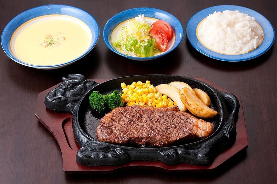 Canvas Steak