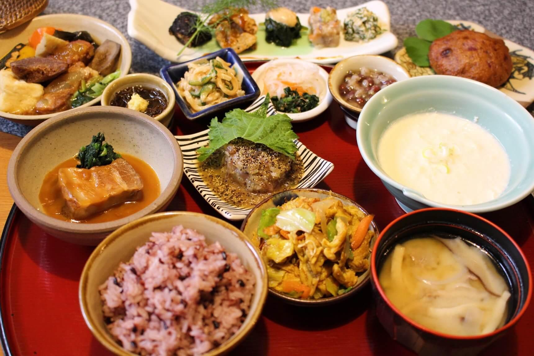 Shurei Dinner