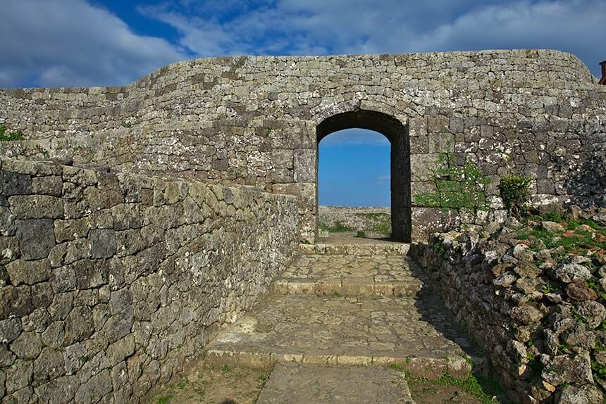 Nakagusuku Castle
