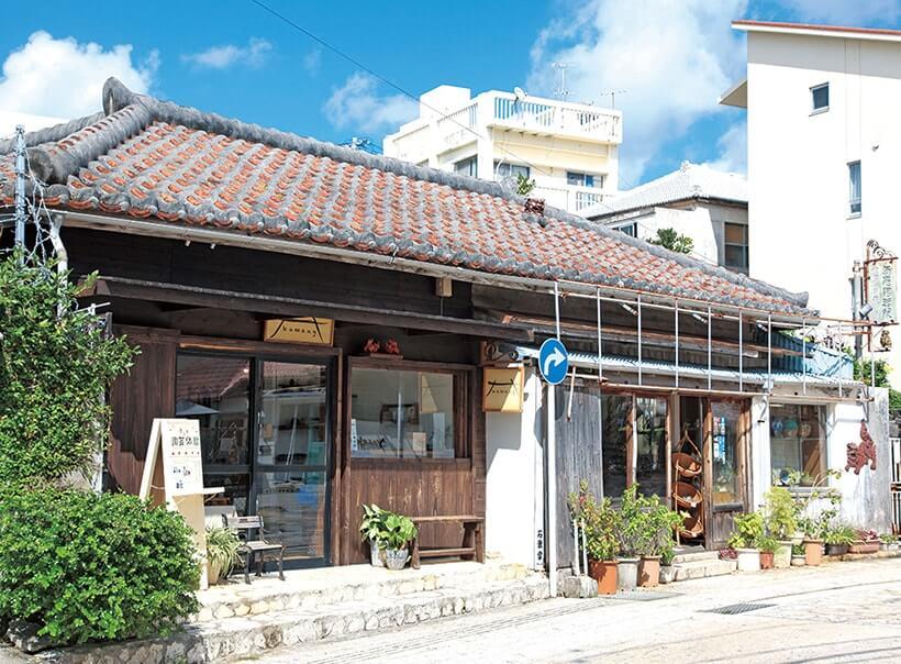 Tsuboya Yachimun-dori