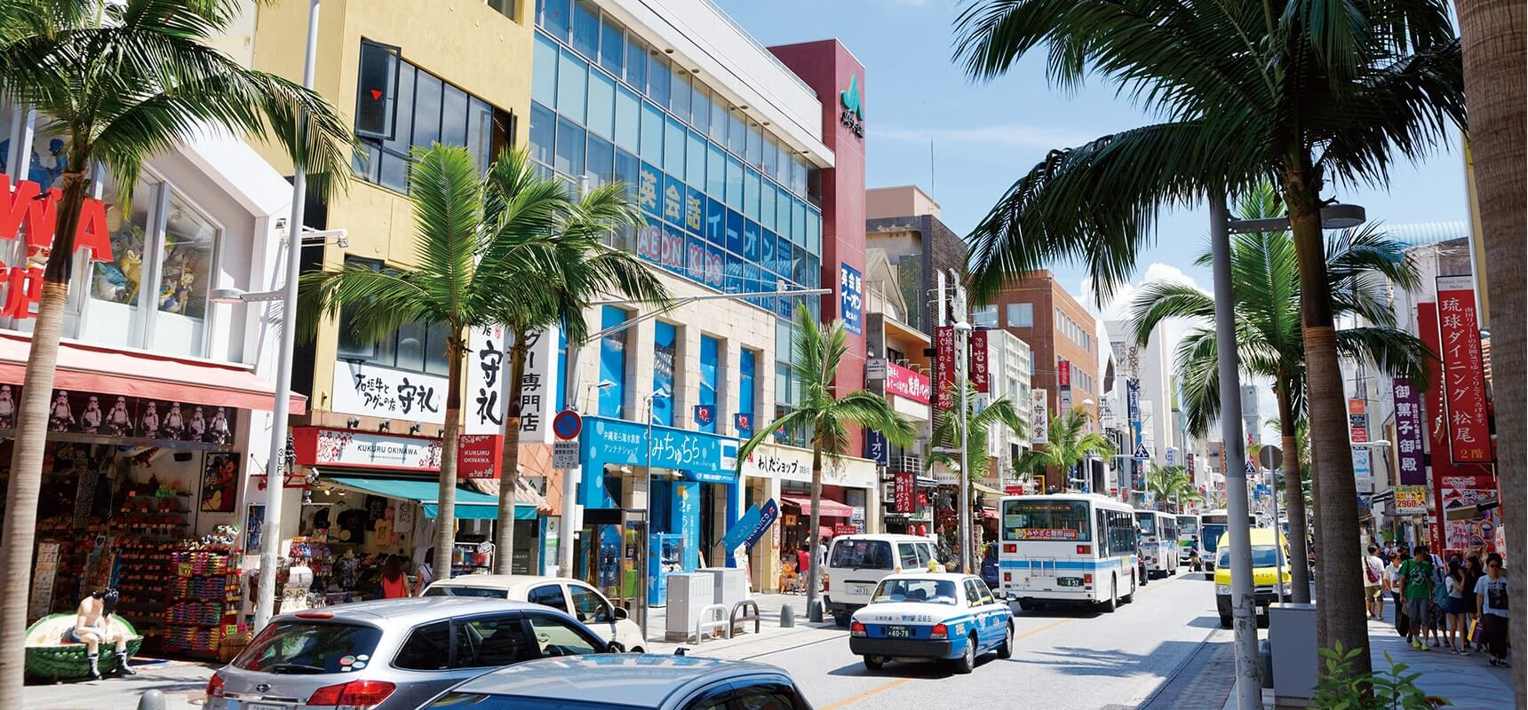 6 Places You Have to See in Naha – from Visitor Favorites to Hidden Gems!