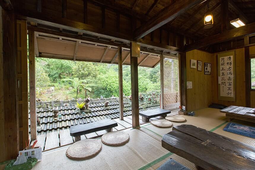 陶藝喫茶Shisa園