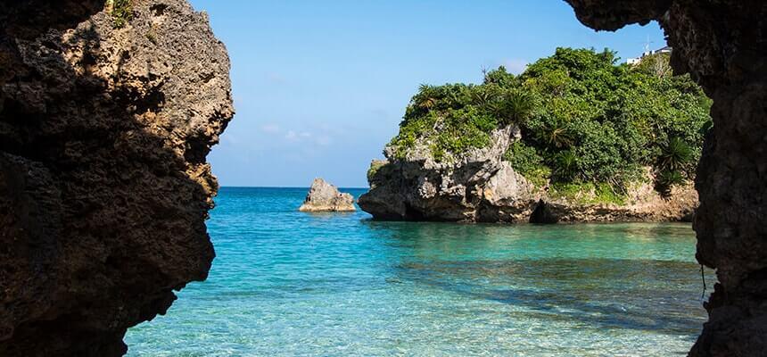 深入瞭解沖繩熱門兜風景點「古宇利島」