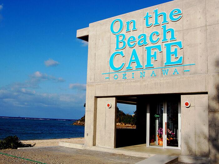 佇立於東海Shibantina 海灘旁的咖啡館,拍照最上相!