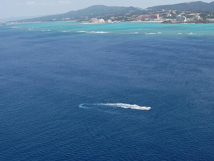 一人獨享絕佳美景!從200公尺高空俯瞰大海