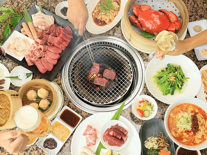 焼肉中華 はるさー  石垣牛・美崎牛の炭火焼肉と創作中華の最高タッグ