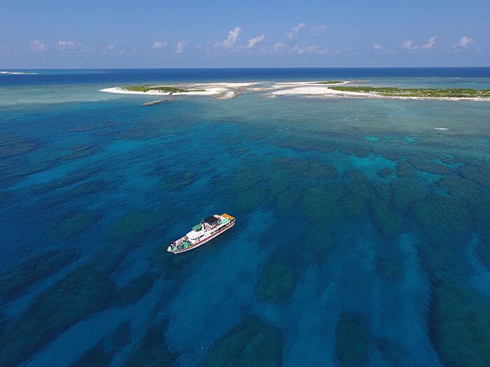 人気スポットの慶良間諸島で海遊び♪ダイビング・シュノーケリング・無人島上陸・豊富なアクティビティを開催!