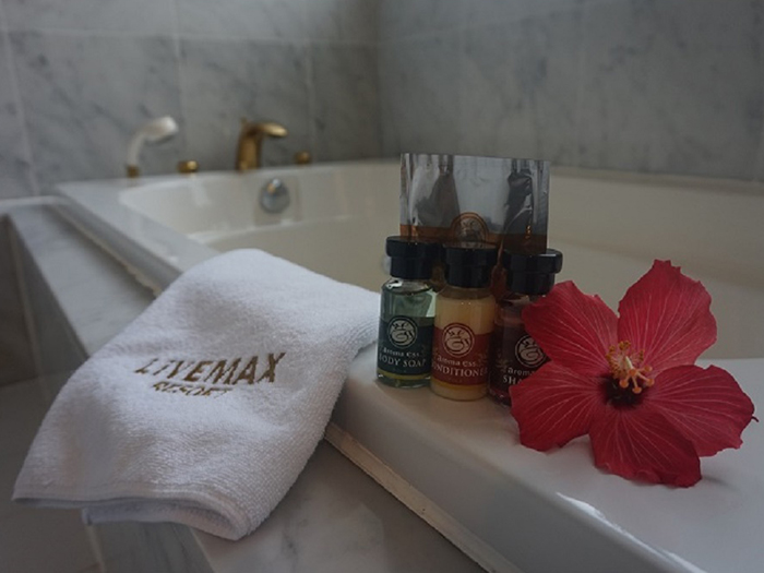 浴室・浴槽もお部屋のタイプにより様々