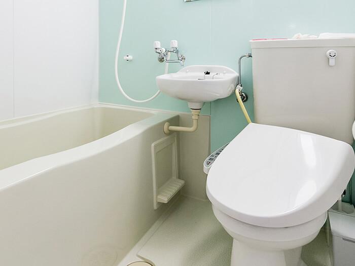舒適的衛浴間