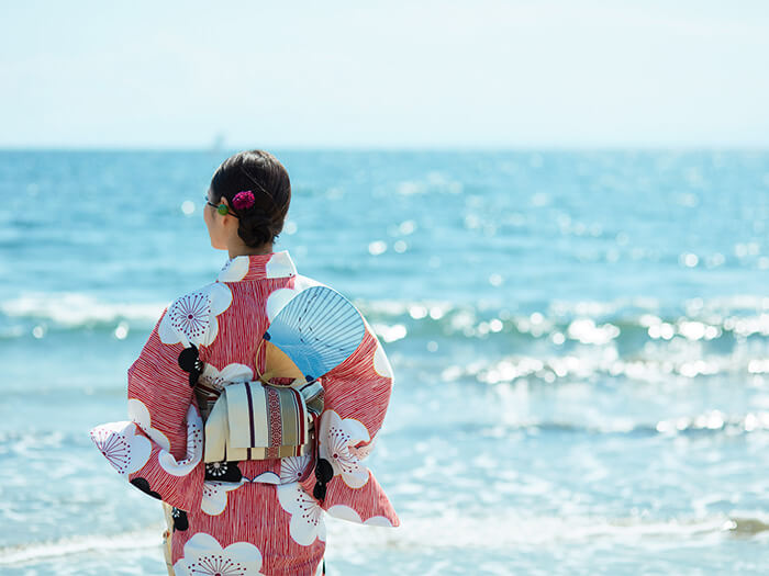 穿上和服,開始你的沖繩觀光之旅吧!
