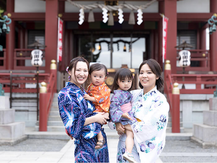Experience the Japanese culture by visiting temples and shrines.