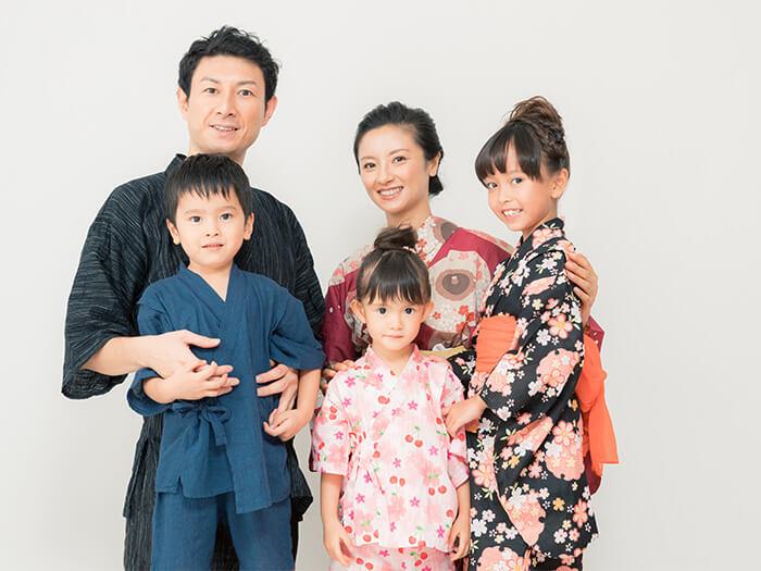 想記錄在日本的回憶,親子合照最適合不過了!