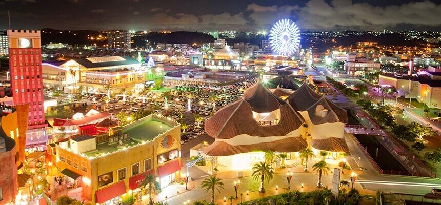夜まで沖縄を遊び尽くす! おすすめ観光スポット8選
