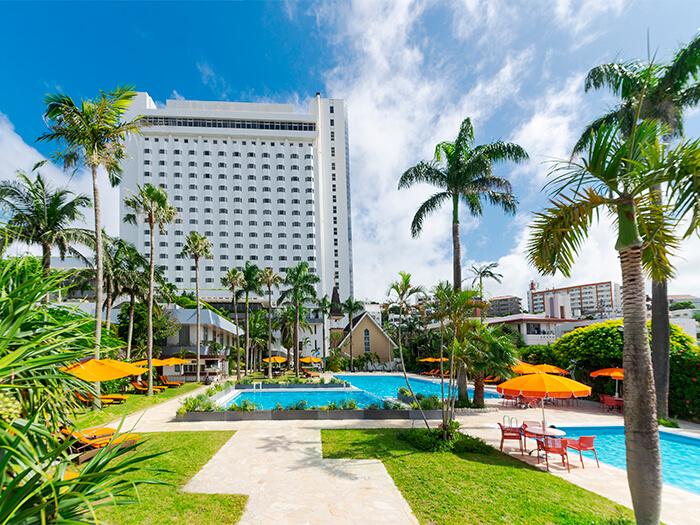 国際通りやTギャラリア沖縄 by DFSといった那覇の観光スポットへのアクセスもGood